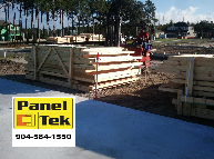 Panel Tek Wall Panel Delivery